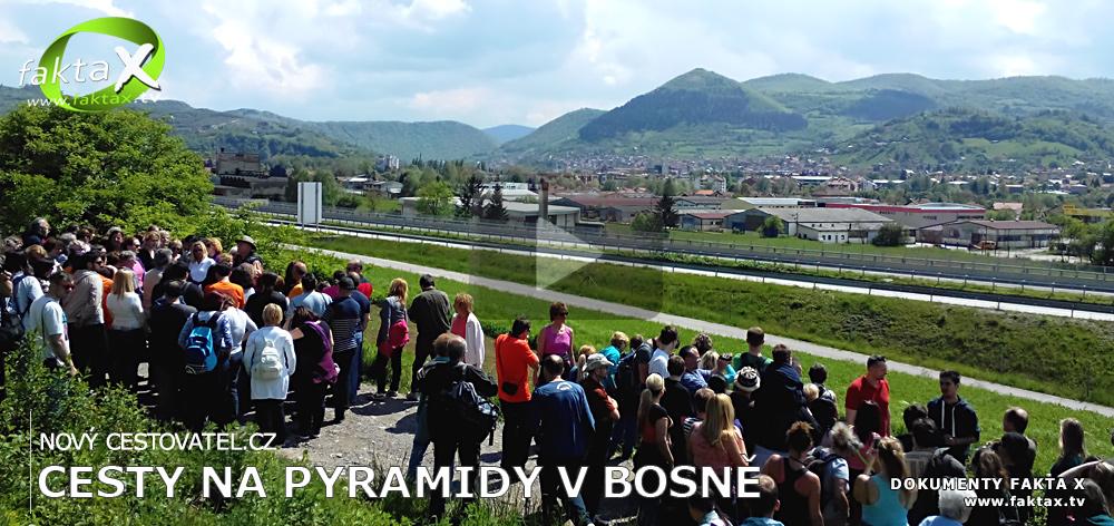 Cesty na pyramidy v Bosně