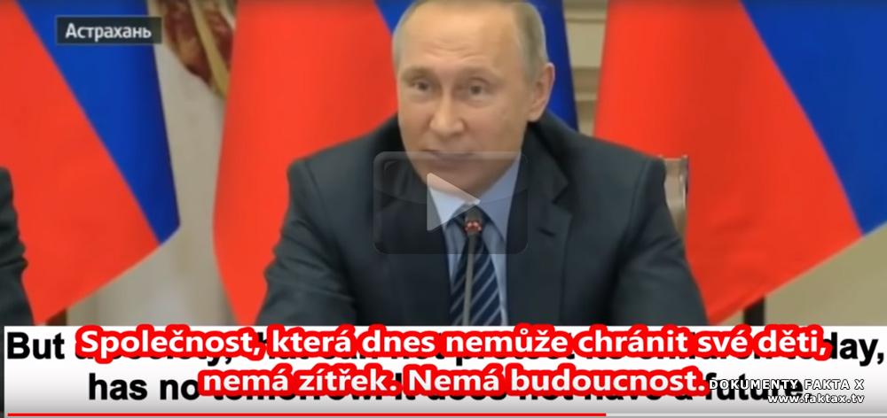 Putin o migraci