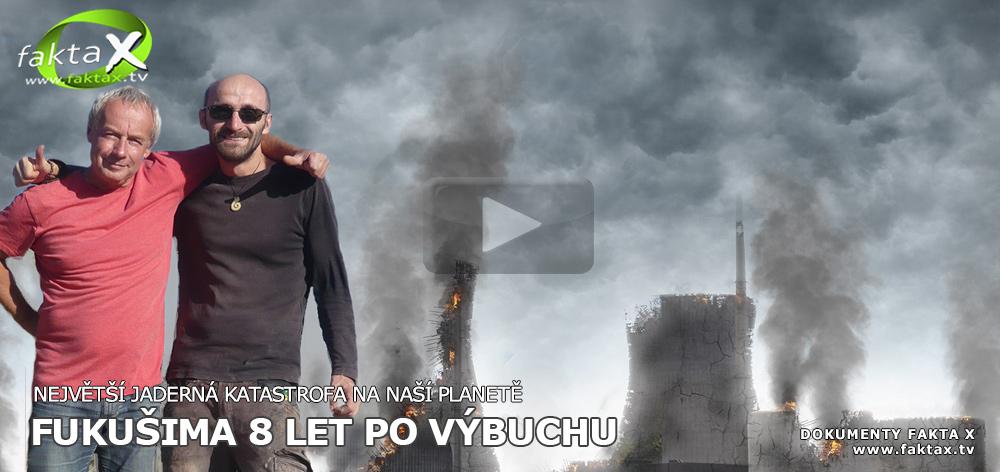 Fukušima 8 let po výbuchu