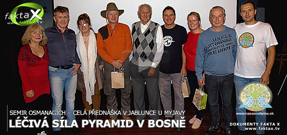 Léčivá síla pyramid v Bosně