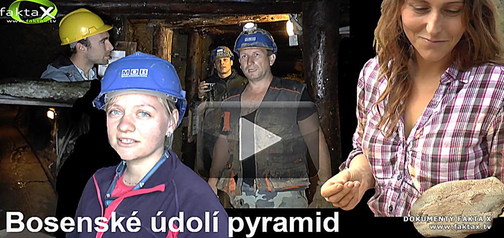 Pyramidy v Bosně – dobrovolníci