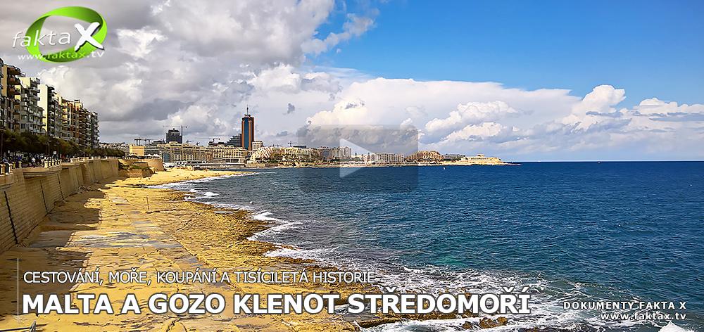 Malta a Gozo klenot středomoří