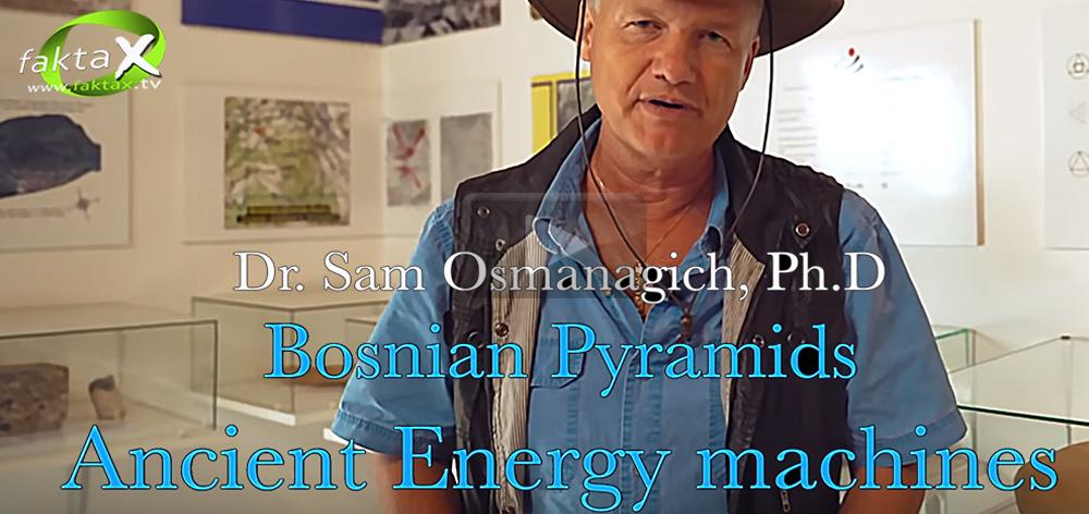 Dr. Sam Osmanagich: Bosenské pyramidy – Můj příběh