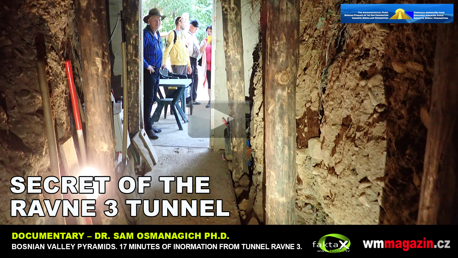 SECRET OF THE RAVNE 3 TUNNEL