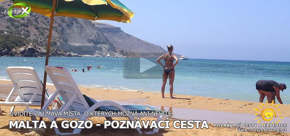 Malta a Gozo s Novým cestovatelem