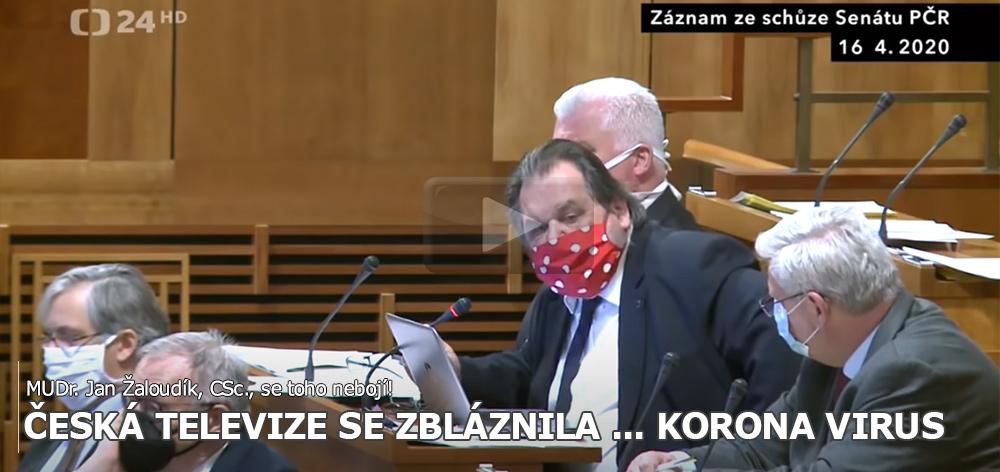 Česká televize se zbláznila …