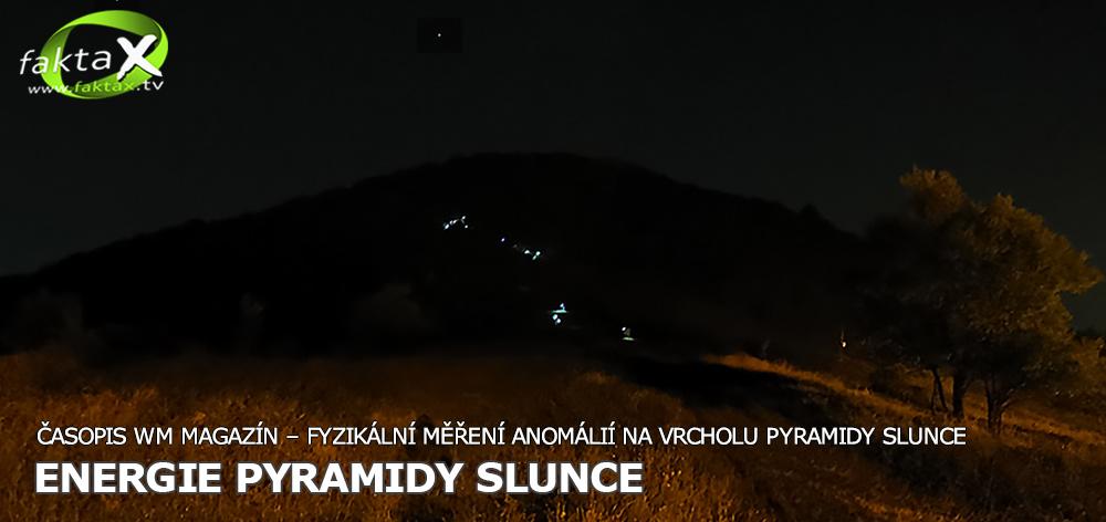 Energie pyramidy Slunce – 28 kHz
