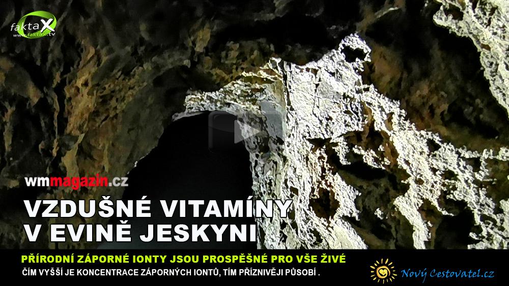 Vzdušné vitamíny v Evině jeskyni