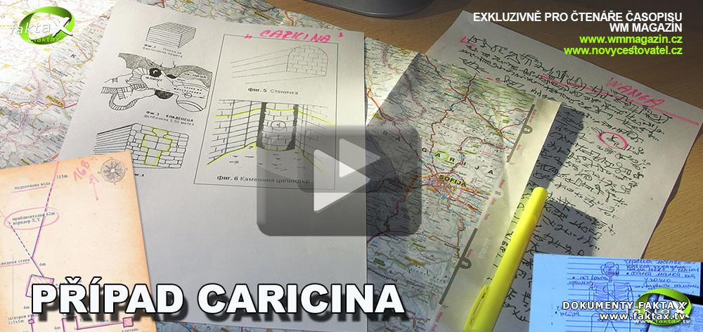 Případ Caricina